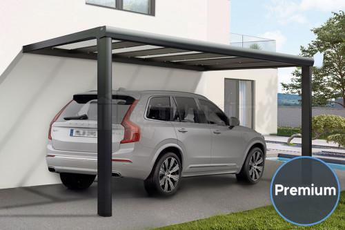 Photo n°1 du Carport Aluminium PANORAMA
