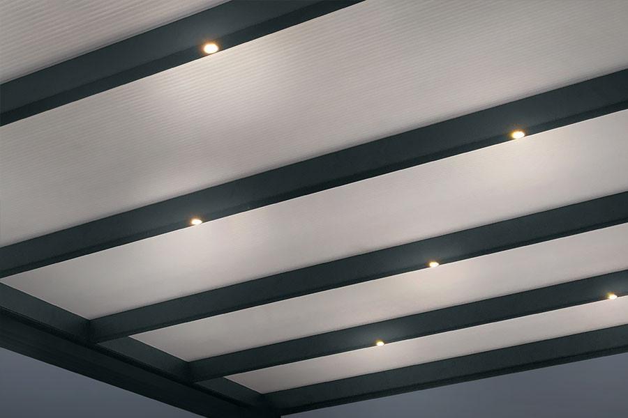 Photo n°1 Kit d'Éclairage Spots LED pour Pergola