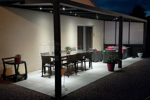 Photo n°4 Kit d'Éclairage Spots LED pour Pergola