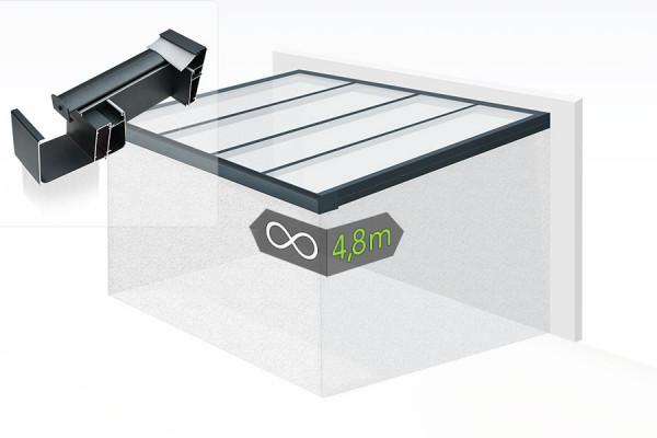 Miniature de la Toiture de Véranda Aluminium CLIMALUX