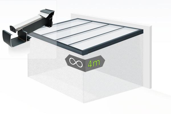 Miniature de la Toiture de Véranda Aluminium CLIMALITE