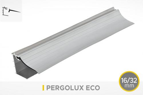 Photo n°1 du Pack Profil Mural EM16/32 - PERGOLUX ECO