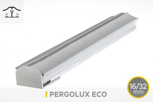 Photo n°1 du Pack Profil Jonction ET16/32.1 - PERGOLUX ECO