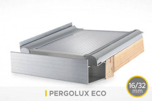 Photo n°1 du Kit de Couverture de Toiture PERGOLUX ECO