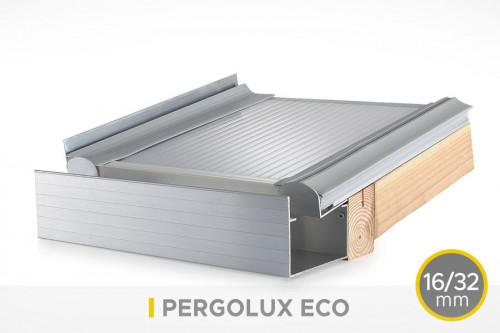 Photo n°1 du Kit de Couverture de Toiture PERGOLUX ECO