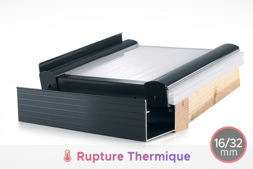 Photo n°1 du Kit de Couverture de Toiture PERGOLUX PREMIUM