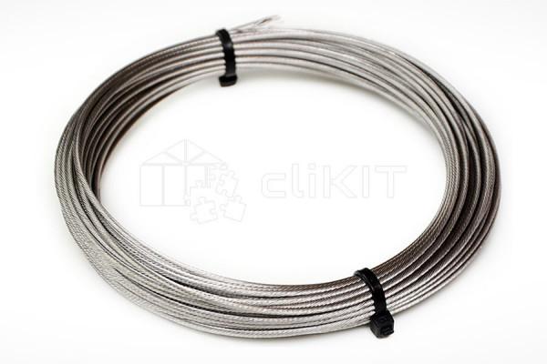 Photo n°2 du Câble Inox pour Voile d'Ombrage
