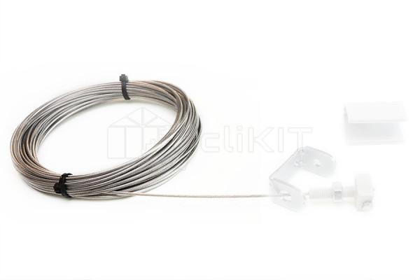 Photo n°3 du Câble Inox pour Voile d'Ombrage