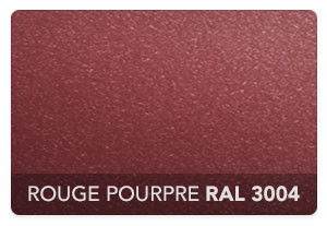Rouge Pourpre RAL 3004 Brillant
