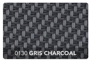 0130 Gris Charcoal