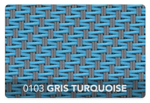0103 Gris Turquoise