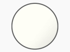 Coloris Blanc Pur 9010 Brillant