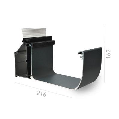 Toiture de Véranda Aluminium CLIMAX en Kit et Sur-Mesure   CliKIT